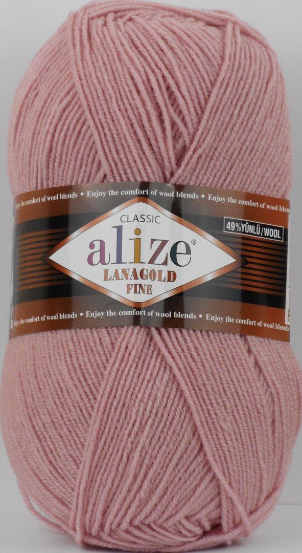 Alize Lanagold Fine 25 Farben